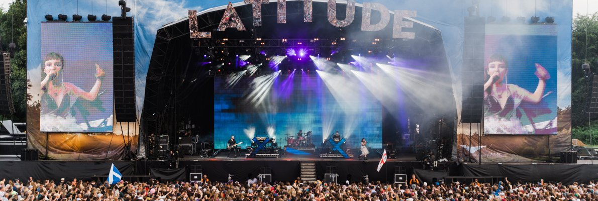 YOUR CINCH PRESENTS LATITUDE 2021 LINE UP IS HERE