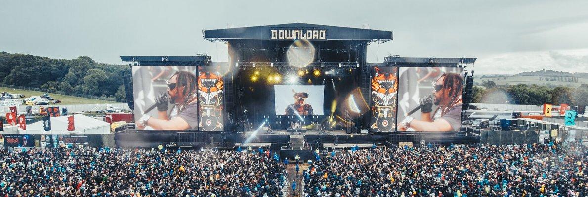 Download Festival To Run 10,000 Capacity Pilot Event